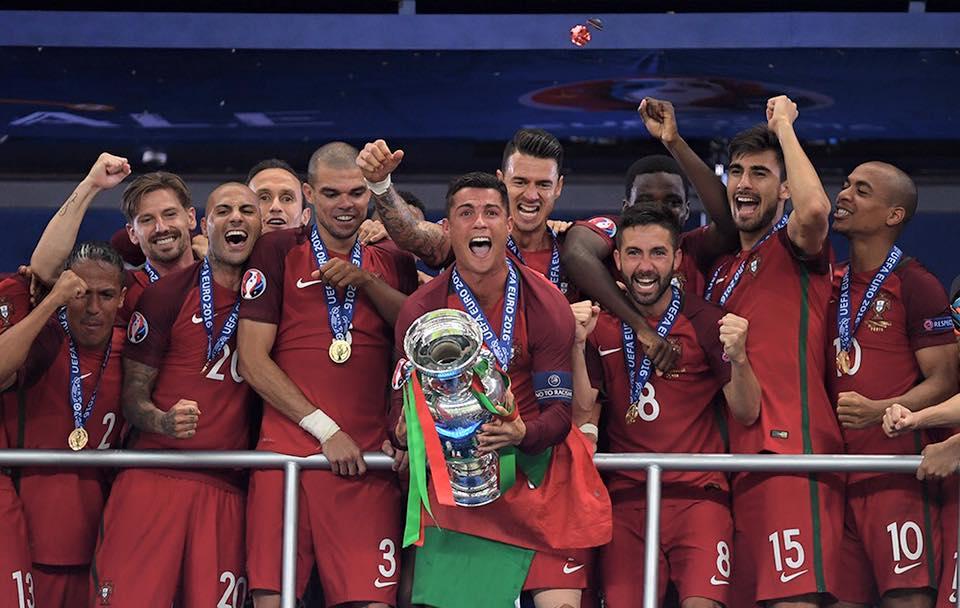 Vem aí um novo campeonato, a Liga das Nações da UEFA