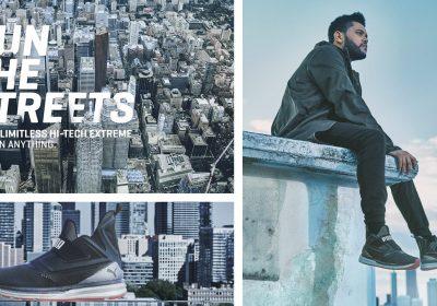 Run The Streets: campanha da Puma com The Weeknd sai à rua