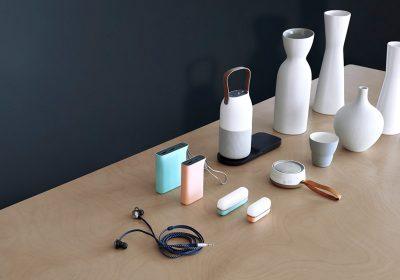 Samsung: estes acessórios inspiram-se no design escandinavo
