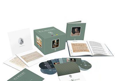 Mozart é o campeão em vendas de CDs em 2016