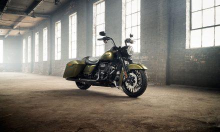 Harley-Davidson: nova Road King Special 2017