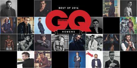 Best of… GQ 2016: Homens