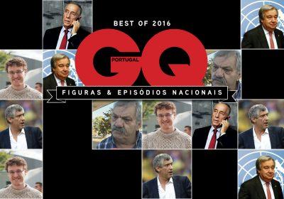 Do taxista perverso ao comando das Nações Unidas: As principais figuras e episódios de 2016 em Portugal