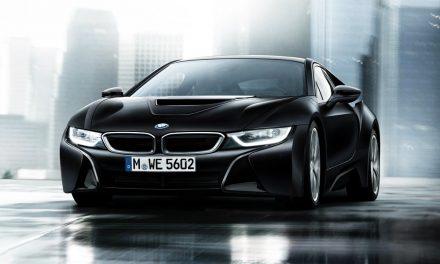 BMW Frozen i8 ganha duas novas cores e habitáculo personalizado