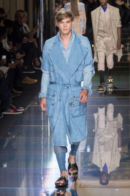 Paris Menswear: Balmain // SS17