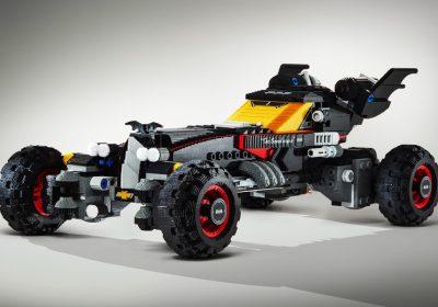 Chevrolet apresenta um Batmobile em Lego… em tamanho real
