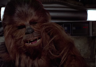 Mais uma para a playlist natalícia: Silent Night cantada por… Chewbacca?