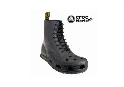 Croc Martens?!