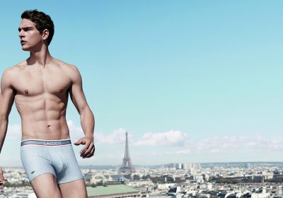 "Lacoste Underwear // FW16: ""Life is a beautiful sport"""