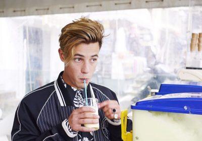 Cameron Dallas e um elenco de Millennials na nova campanha Dolce & Gabbana