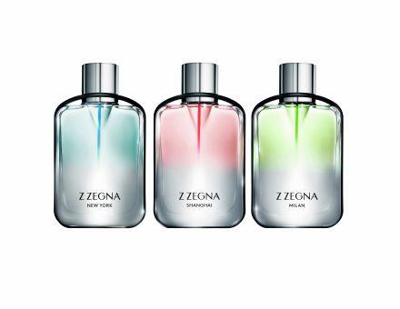 Ermenegildo Zegna com nova coleção de perfumes