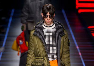 Fendi FW17 // Milano Moda Uomo