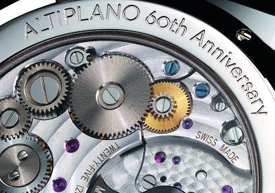 SIHH 2017: Piaget celebra o 60° aniversário do modelo Altiplano