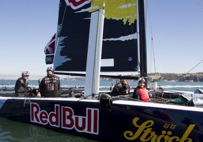 Extreme Sailing Series: os Fórmula 1 da vela estão em Lisboa até domingo