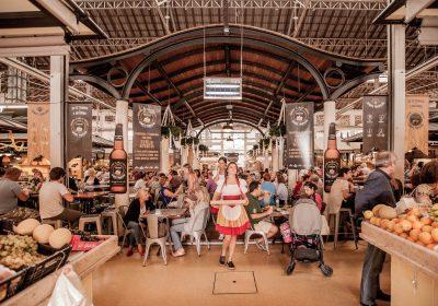 Mercado de Campo de Ourique: 2.ª edição do Festival da Cerveja