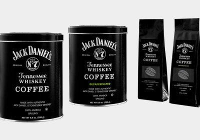 Jack Daniel's lança café com um toque de uísque