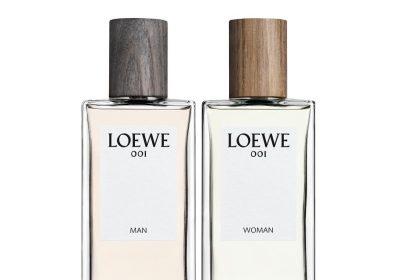 LOEWE apresenta 001, a primeira fragrância de Jonathan Anderson