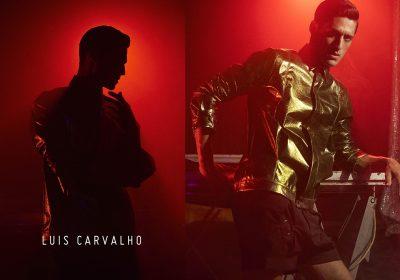"""Luís Carvalho divulga campanha """"Heart of Glass"""" para a primavera 2017"""