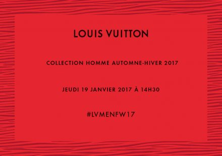Livestream: Louis Vuitton FW17
