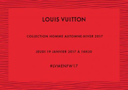 Livestream: Louis Vuitton FW17