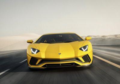 Yellow Power: Lamborghini mostra novo Aventador, a ser lançado em 2017