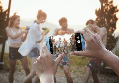 Novo smartphone Samsung Galaxy Note7