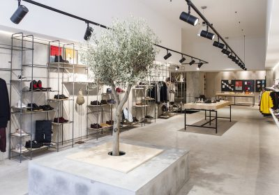 The Feeting Room: a nova concept store de Lisboa