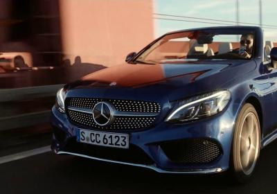 Mercedes-Benz convida o fotógrafo Miguel Domingos para vídeo em Lisboa