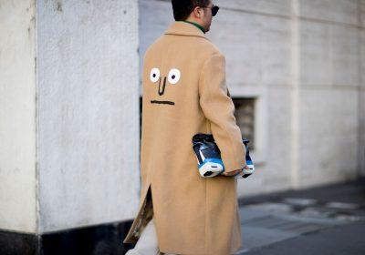 Moda de Rua: Milano Moda Uomo FW17