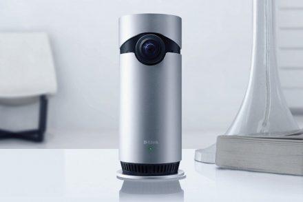Nova Omna 180 Cam HD para vigilância doméstica