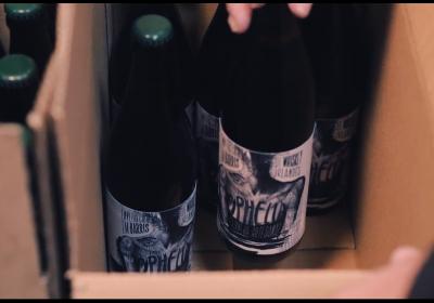 Dez meses depois, nasceu a O'phelia: a cerveja que estagiou em barris de whiskey