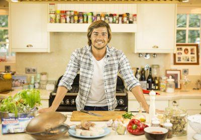 Lourenço Ortigão lança site de… receitas