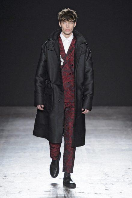 Milan Menswear: Pellizzari // FW16