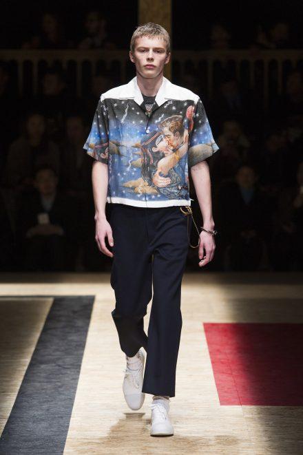 Milan Menswear: Prada // FW16