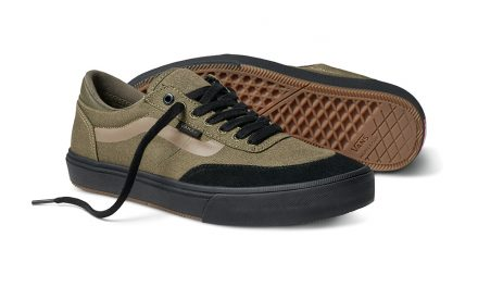 Ténis do Dia: Vans x Gilbert Crockett