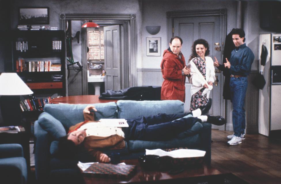 Seinfeld: sabia que…