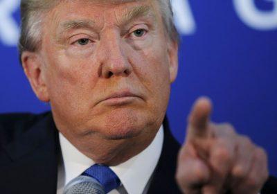 """Donald Trump responde a Meryl Streep: """"uma atriz sobrevalorizada e lacaia de Hillary"""""""