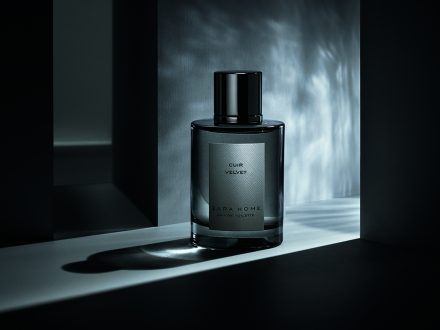 Zara Home com coleção de perfumes unissexo