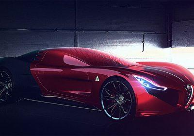 Alfa Romeo C18: Tony Stark ia adorar este supercarro