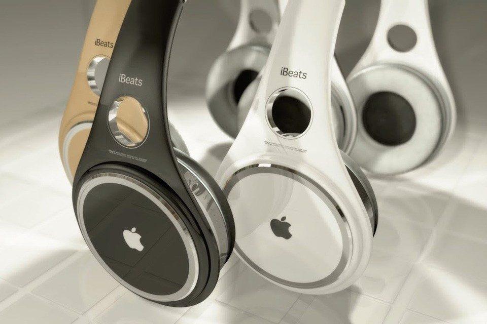 Apple: próximos headphones poderão ser também colunas de som