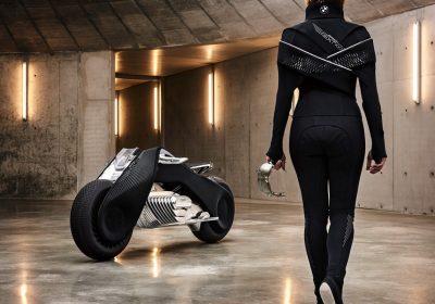 BMW Motorrad Vision Next 100 Concept: Wow