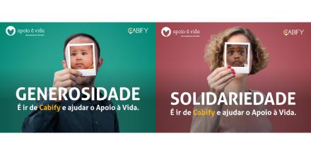 Cabify junta-se à Associação Apoio à Vida