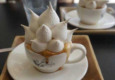 Café Suspiro: a única dúvida será se começamos por comer ou beber