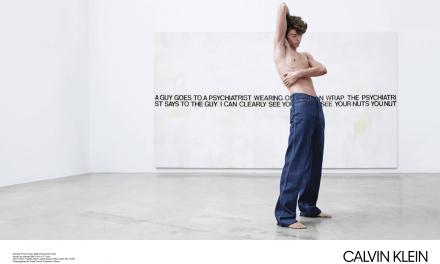 Calvin Klein divulga nova campanha inspirada em obras de arte