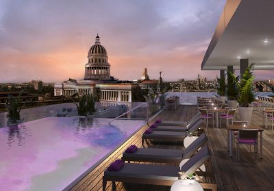 Conheça o primeiro hotel de 5 estrelas de Cuba