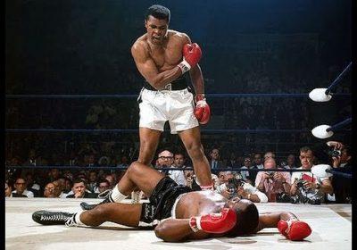 Tem 500 mil euros a mais? Licite nesta fotografia original de Muhammad Ali