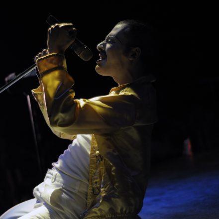 Freddie Mercury é uma estrela – e tem uma estrela também