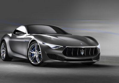 Novo carro elétrico da Maserati para 2020