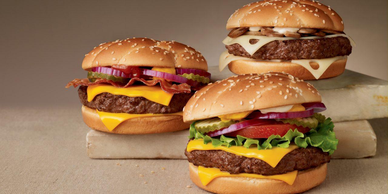 McDonald's com entrega ao domicílio