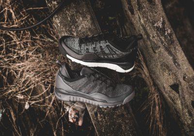 Ténis do Dia: Nike Lupinek Flyknit Low em preto e cinza